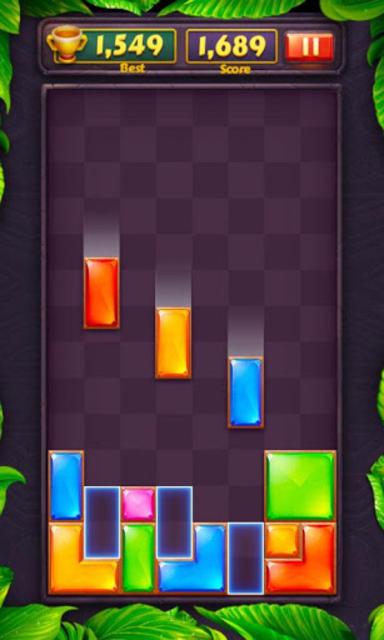 Brickdom - Drop Puzzle screenshot 20