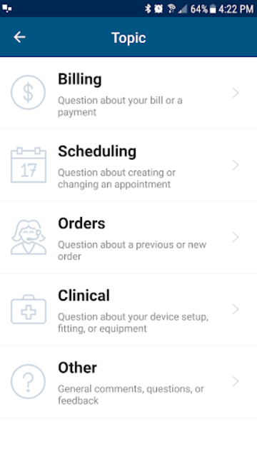 Patient Hub by Brightree screenshot 3