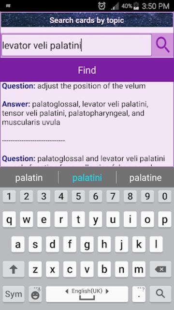 Speech-Language Pathology SLP Exam Review screenshot 5