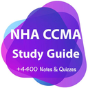 Icon for NHA CCMA STUDY GUIDE & Exam Prep App- Notes & Quiz