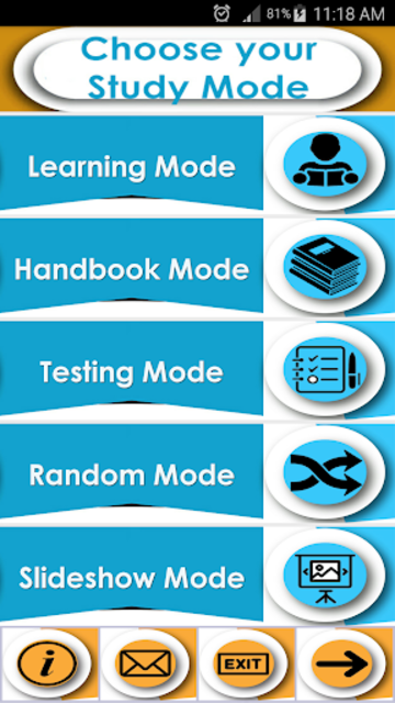 Nurse Practitioner Exam review- Concepts & Quizzes screenshot 3
