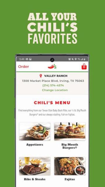 Chilis screenshot 3