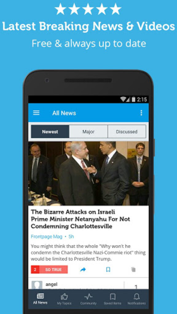Israel & Middle East News screenshot 1