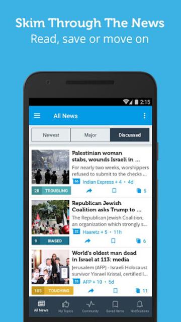 Israel & Middle East News screenshot 3