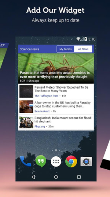 Science News & Discoveries - NF screenshot 5