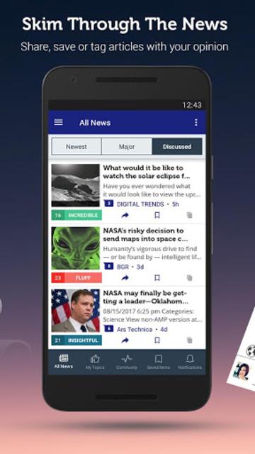 Space & Astronomy News screenshot 3