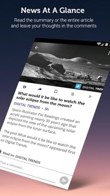 Space & Astronomy News screenshot 4