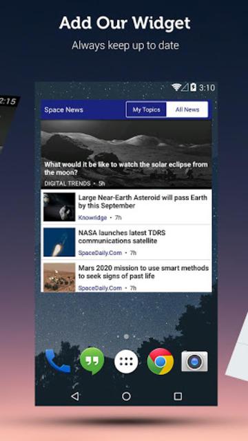 Space & Astronomy News screenshot 5