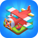 Icon for Merge Plane - Click & Idle Tycoon
