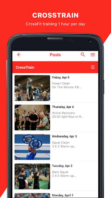 Open Gym: Training Programs screenshot 2