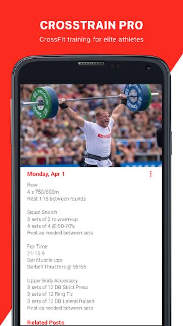 Open Gym: Training Programs screenshot 3