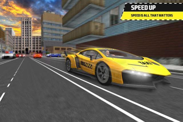 Taxi Simulator Driving 3D screenshot 6
