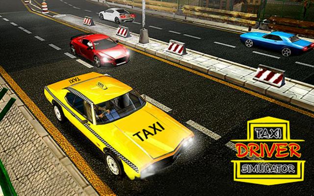 Taxi Simulator Driving 3D screenshot 15