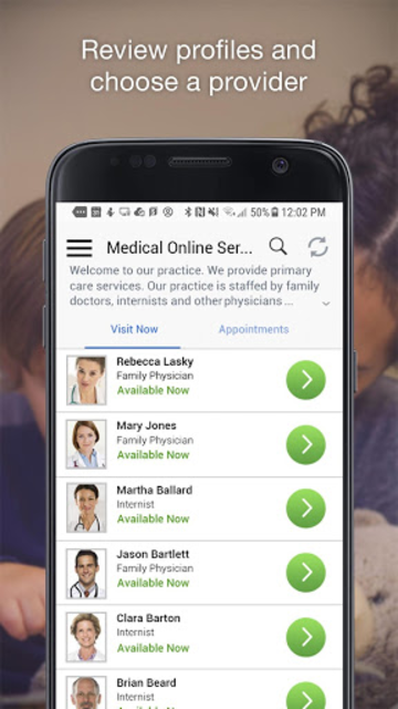Bon Secours 24/7 - Virtual Doctor Visits screenshot 2