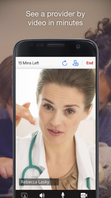 Bon Secours 24/7 - Virtual Doctor Visits screenshot 3