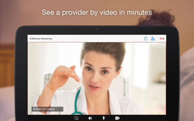 Bon Secours 24/7 - Virtual Doctor Visits screenshot 8