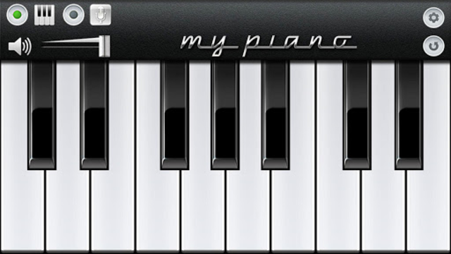 My Piano screenshot 1