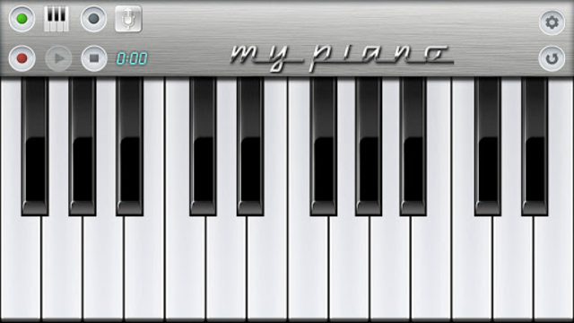 My Piano screenshot 2
