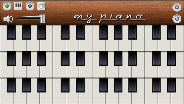 My Piano screenshot 3
