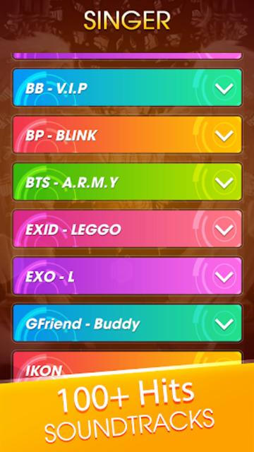 Kpop Dance Line - Magic Tiles Dancing With Idol screenshot 5