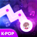 Icon for Kpop Dance Line - Magic Tiles Dancing With Idol