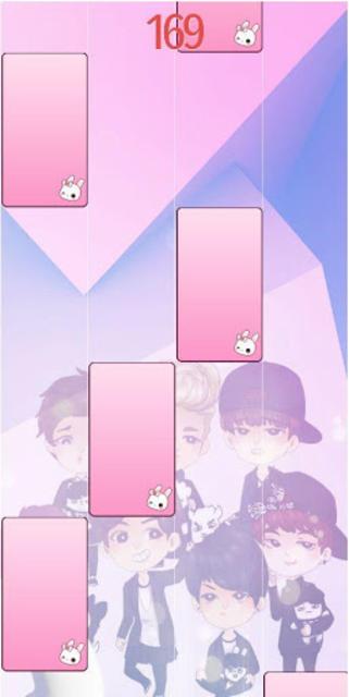 Magic Piano Tiles BTS - New Songs 2019 screenshot 5