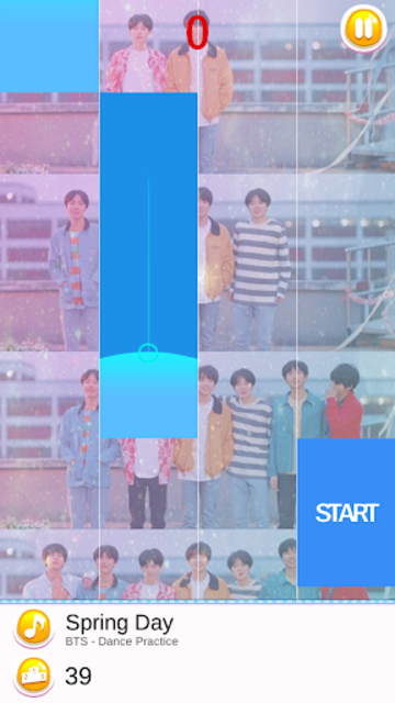 BTS Army Magic Piano Tiles 2019 - BTS Army games screenshot 3