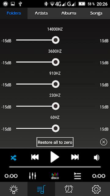 CITILUX LIGHT & MUSIC screenshot 4