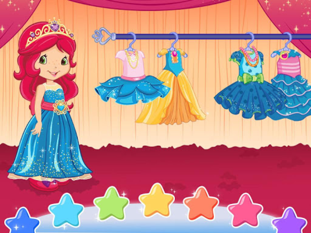 Strawberry Shortcake Dreams screenshot 2