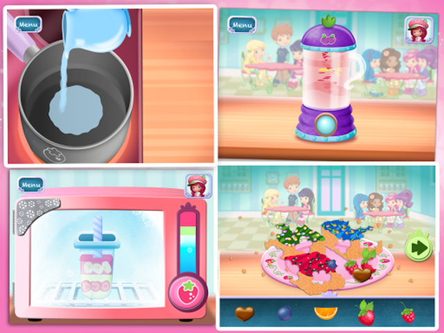 Strawberry Shortcake Sweet Shop screenshot 6
