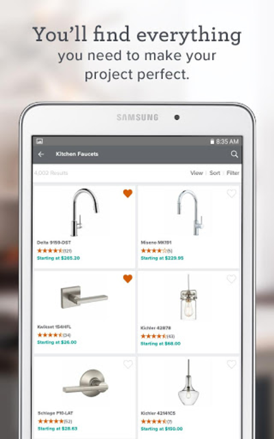 Build.com - Shop Home Improvement & Expert Advice screenshot 8