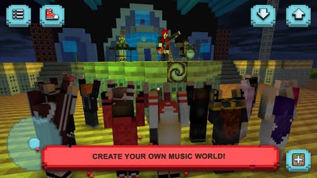 Rock Star Craft: Music Legend screenshot 3
