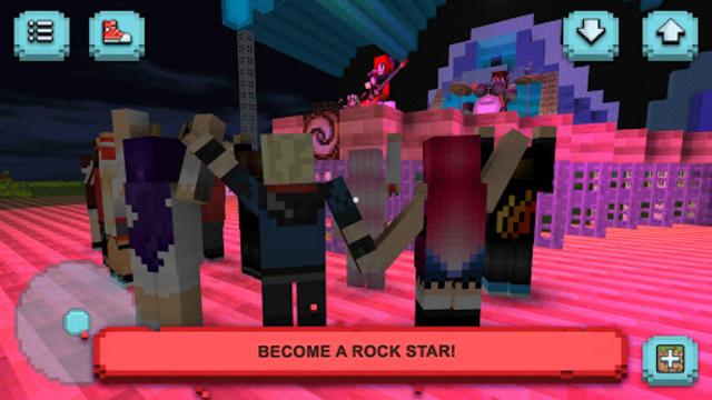 Rock Star Craft: Music Legend screenshot 2