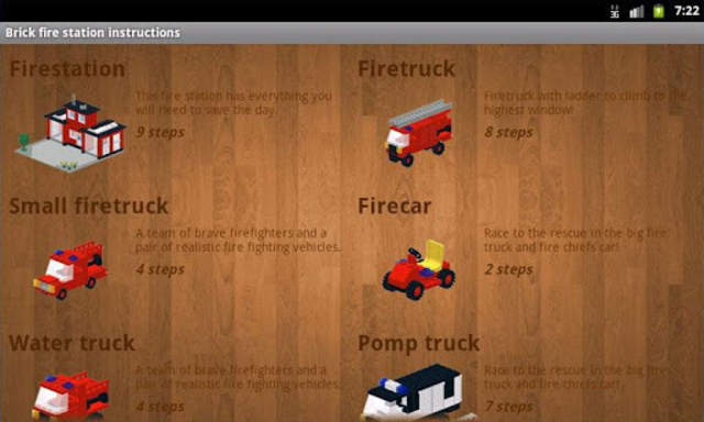 Fire station blocks - AdFree screenshot 4