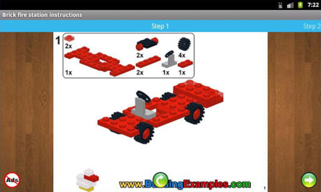 Fire station blocks - AdFree screenshot 5