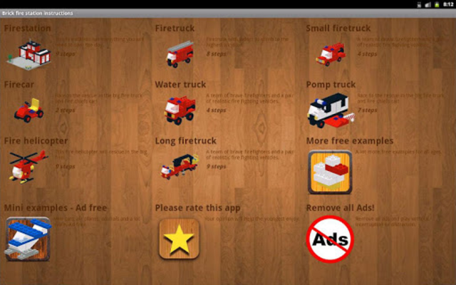 Fire station blocks - AdFree screenshot 7