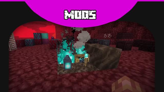 MCPE new Nether Update screenshot 2
