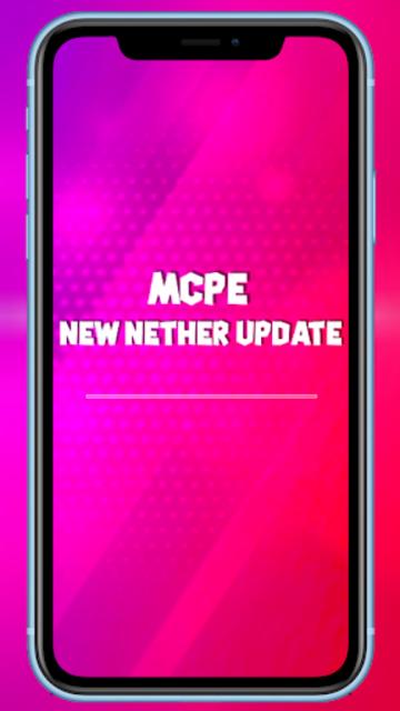 MCPE new Nether Update screenshot 4