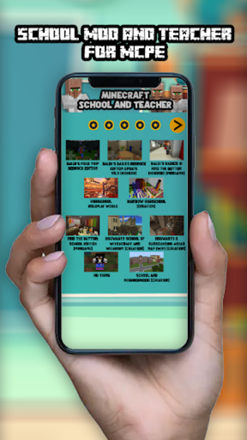 School Mod and Teacher for MCPE screenshot 3