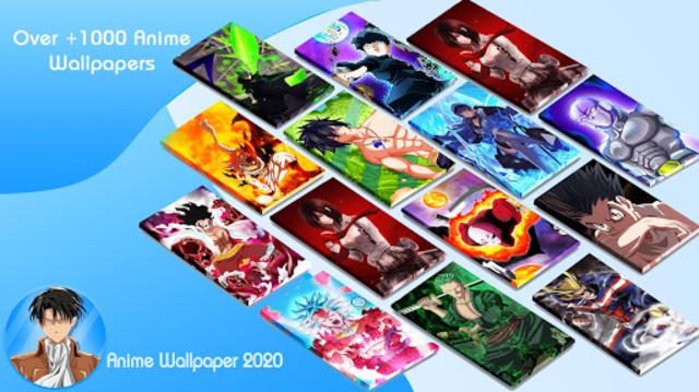 Top Anime Wallpapers 2020 screenshot 1