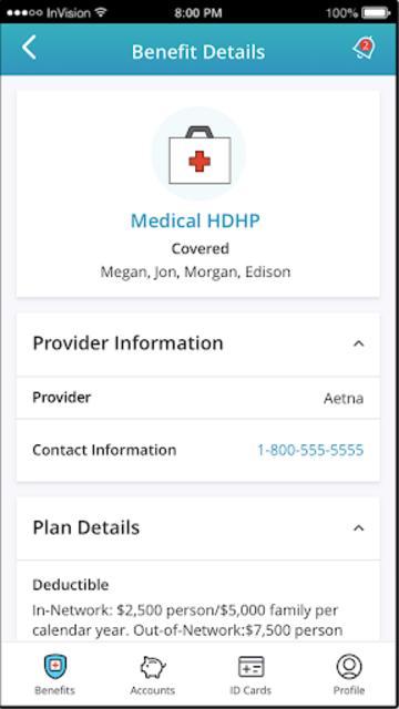 MyChoice Mobile screenshot 2