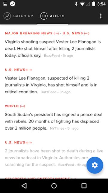 BuzzFeed News screenshot 4