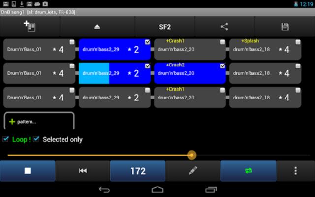 Drum Grooves Arranger screenshot 8