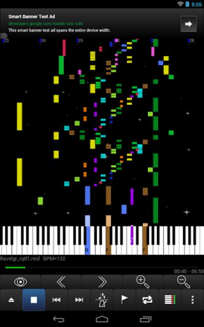 MIDI Voyager Pro screenshot 2