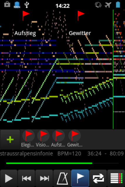 MIDI Voyager Pro screenshot 5