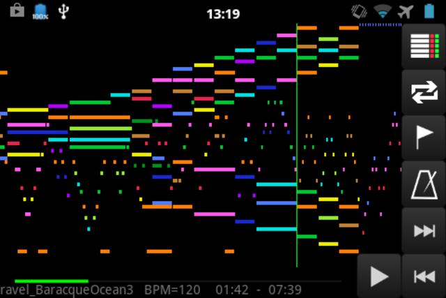 MIDI Voyager Pro screenshot 6