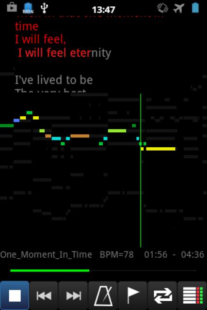 MIDI Voyager Pro screenshot 7