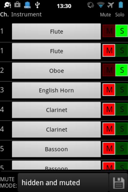 MIDI Voyager Pro screenshot 8
