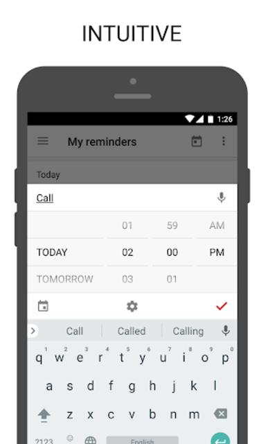 BZ Reminder PRO screenshot 3