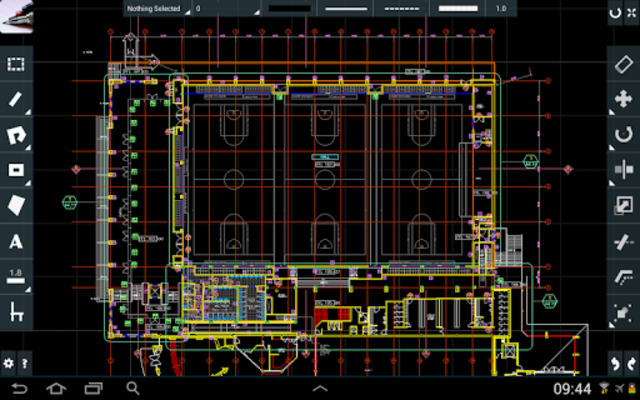CAD Touch Free screenshot 3